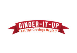 Ginger It Up logo